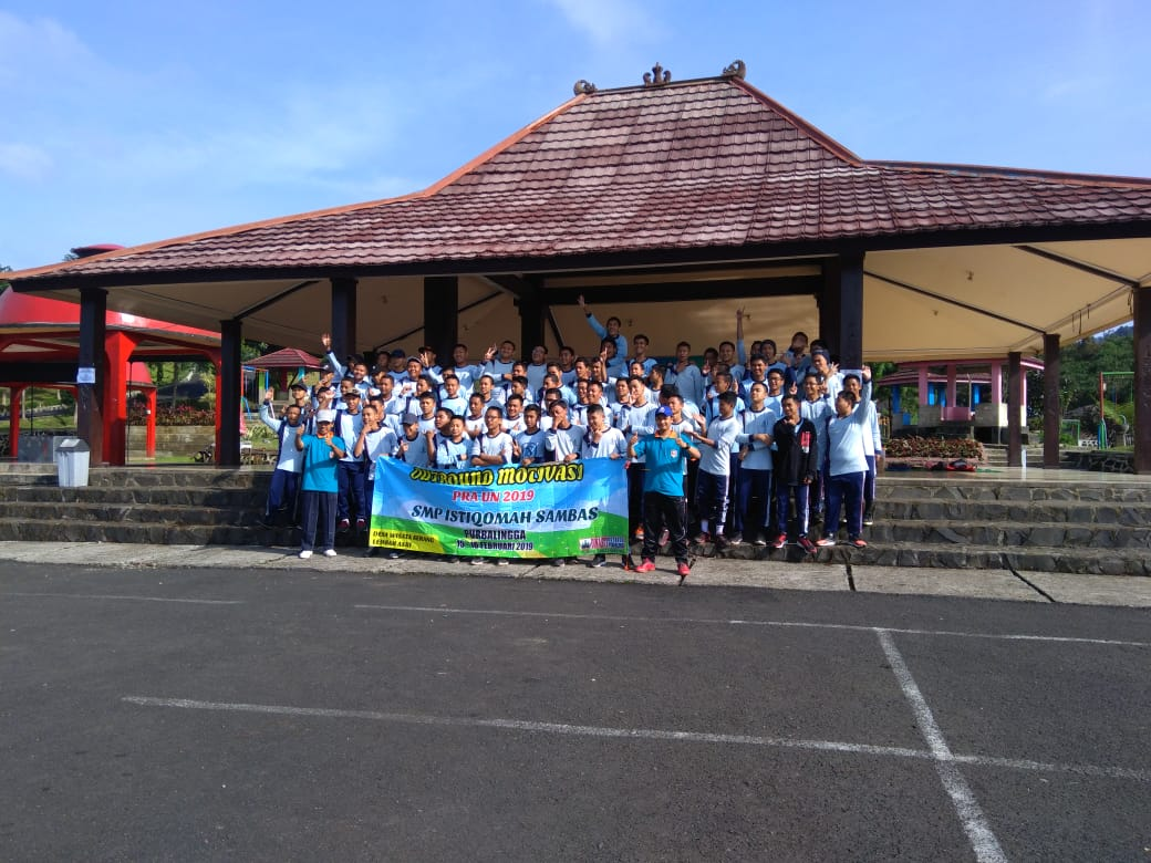 "Outbond Motivasi Pra UN Kelas IX TP 2018/2019 ""Boarding Putra"""