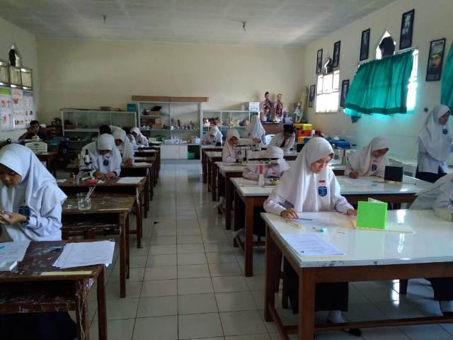 Ujian Praktik IPA 2